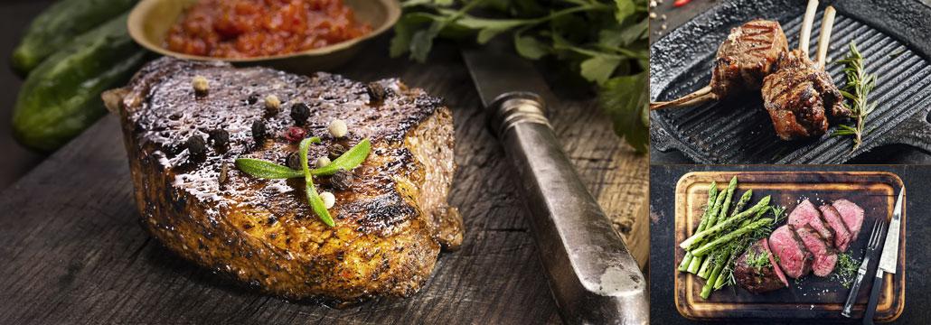 Köstliches Fleisch direkt aus Büchenbronn