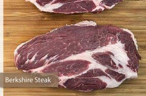 Berkshire Steaks aus dem Schwarzwald