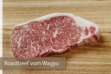 Roastbeef vom Wagyu
