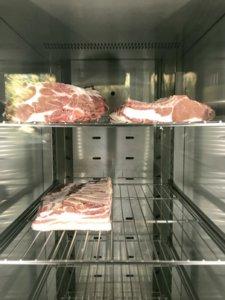 Kotelett und Schweinebauch vom Berkshire