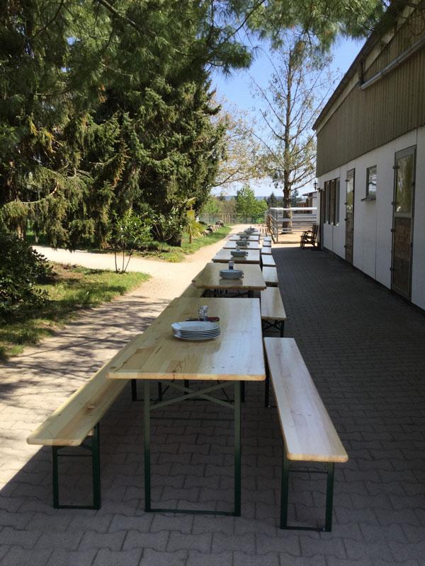 Grillevent in Büchenbronn